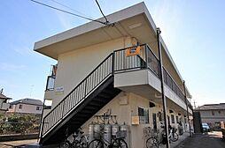 ハイム羽村[102号室]の外観