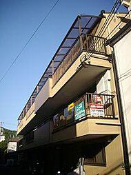 フォレスト鴨戸[1階]の外観