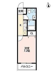 ko'olina[1階]の間取り