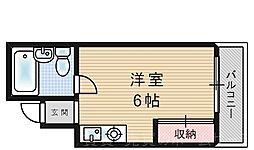 MYFII[2階]の間取り
