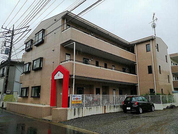 第93新井ビル[203号室]の外観