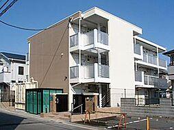 埼玉県戸田市上戸田1丁目の賃貸マンションの外観
