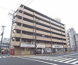 京都府京都市南区吉祥院車道町の賃貸マンションの外観