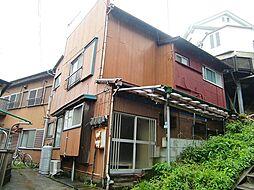 奥山アパートB[102号室]の外観