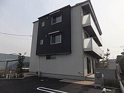 広島県福山市新涯町4丁目の賃貸マンションの外観