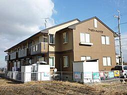ファミリーハイツT・Y[1階]の外観
