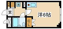 東京都葛飾区金町5丁目の賃貸マンションの間取り