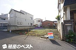 JR中央線「東小金井」駅より徒歩約5分の通勤・通学に便利な立地。