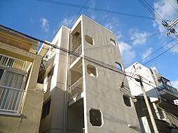圭マンション[3階]の外観