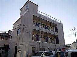 田所マンション[202号室]の外観