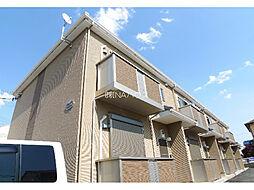 埼玉県上尾市緑丘2丁目の賃貸アパートの外観