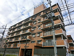 東京都練馬区田柄1丁目の賃貸マンションの外観