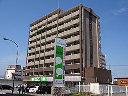 滋賀県草津市矢倉2丁目の賃貸マンションの外観