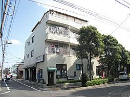 千代田マンション[202号室]の外観