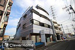 神奈川県相模原市中央区小山2丁目の賃貸マンションの外観