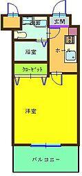 No.71オリエントトラストタワ-[305号室]の間取り