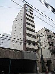 プレジオ東天満[10階]の外観
