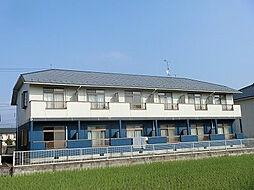 石川ハイツ[101号室]の外観