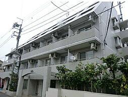 東京都日野市落川の賃貸マンションの外観