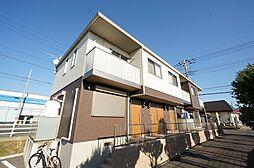 千葉県千葉市緑区古市場町の賃貸アパートの外観