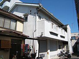 京都府宇治市大久保町大竹の賃貸アパートの外観