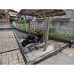 奈良県奈良市中山町西3丁目の賃貸アパートの外観