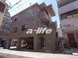 兵庫県神戸市中央区筒井町3丁目の賃貸マンションの外観
