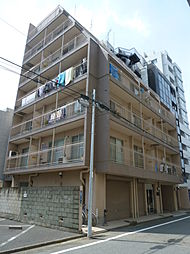 チサンマンション南麻布[4階]の外観