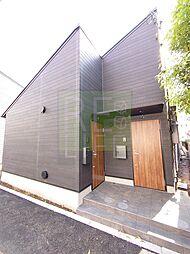 東京メトロ千代田線 根津駅 徒歩5分の賃貸テラスハウス