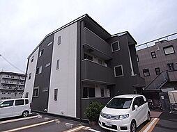 ルシオ藤井寺[3階]の外観