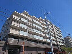 大阪府豊中市少路2丁目の賃貸マンションの外観
