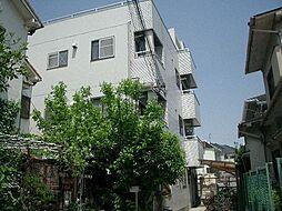 シティハイム浅香[3階]の外観