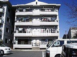 高山マンションB棟[3階]の外観