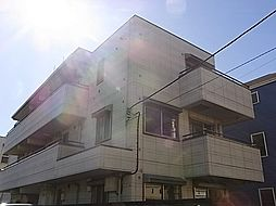 サンスクエアTSURUMI[A102号室]の外観