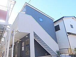 ベルメント東平賀[2階]の外観