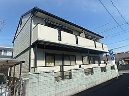静岡県静岡市葵区千代田4の賃貸アパートの外観