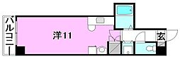 ベルメゾン生石北[102 号室号室]の間取り