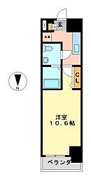 プライムアーバン栄[9階]の間取り