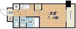 スワンズシティ大阪EAST[4階]の間取り