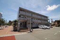福岡県久留米市花畑1の賃貸マンションの外観