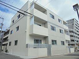 第三南田辺ハイツ[3階]の外観