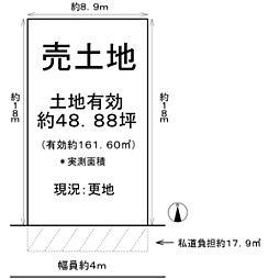 近鉄奈良線 瓢箪山駅 徒歩9分