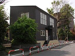 [タウンハウス] 神奈川県川崎市中原区上小田中2丁目 の賃貸【/】の外観