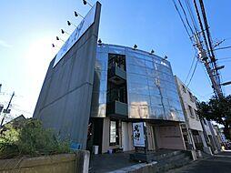 千葉県富里市日吉台3の賃貸マンションの外観