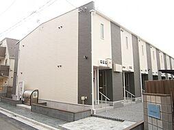 ボヌールH[2階]の外観