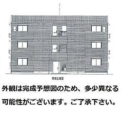 (仮)D-room山本3丁目[301号室]の外観