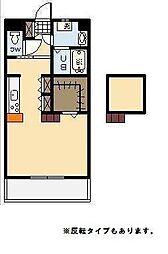 (新築)神宮東1丁目マンション[503号室]の間取り