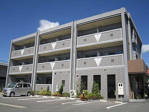 スプリングウィンドIIの建物外観