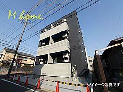 愛知県名古屋市昭和区吹上町1丁目の賃貸アパートの外観