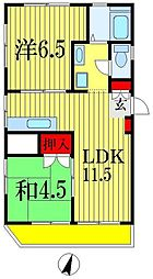 西千葉駅 5.5万円